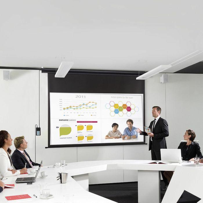 Projectora Com Tela a Venda(Kit Completo)