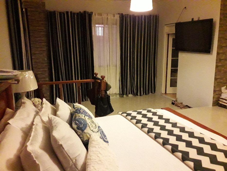 BOA CASA MOBILADA, VIVENDA V6 Luxo | frente Bairro Azul | residência