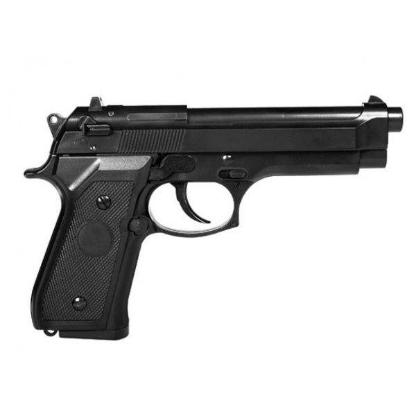 Pistol Airsoft BERETTA GG-104- BONUS-1100 Bile+GAS-250 FOC