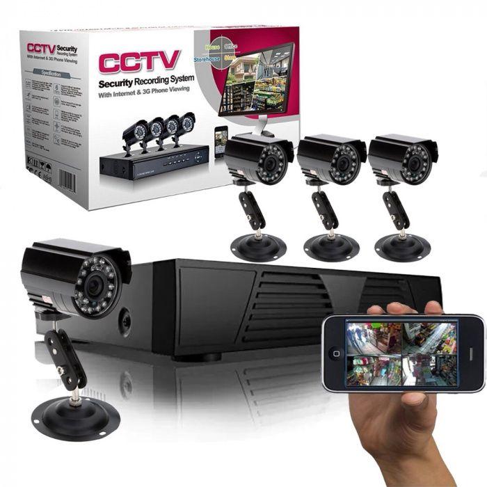 Câmera CCTV promoção