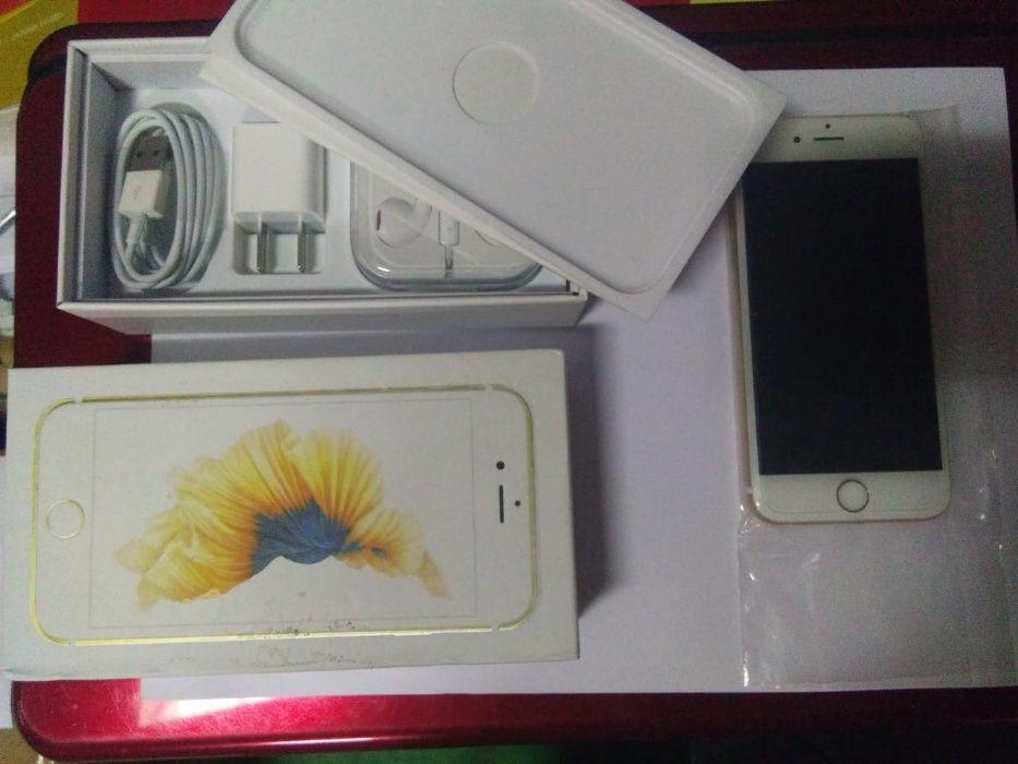 Vendo Iphone 6S e Samsung S8+ novos
