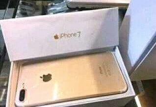 Iphone 7 á venda