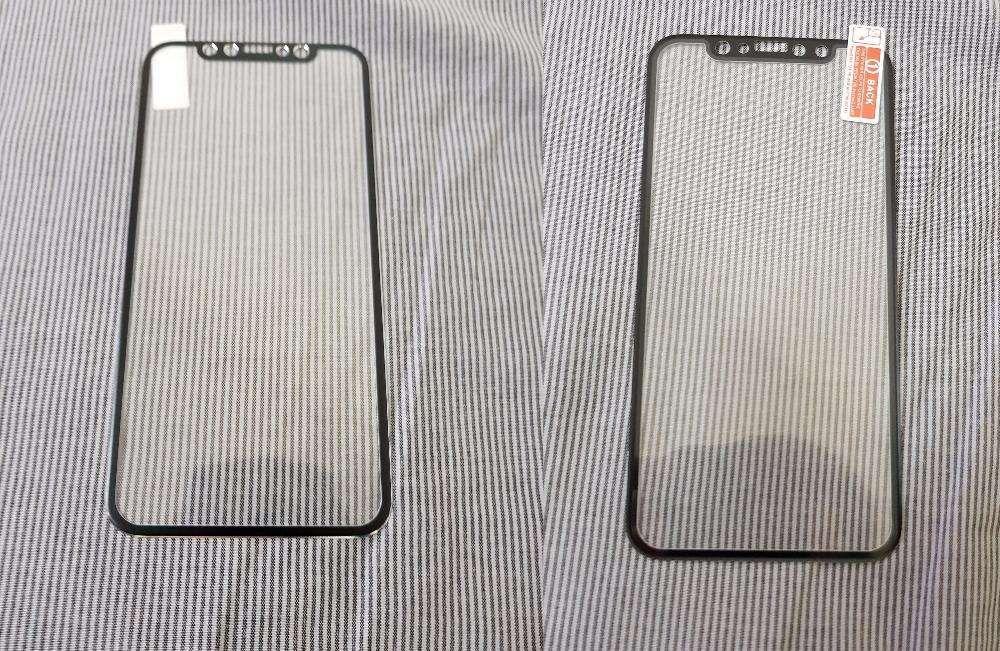 Folie STICLA - iPhone X - acoperire integrala display