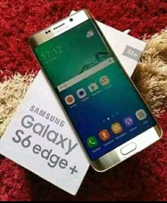 Vende-se telefone samsung galaxy s6 edge+