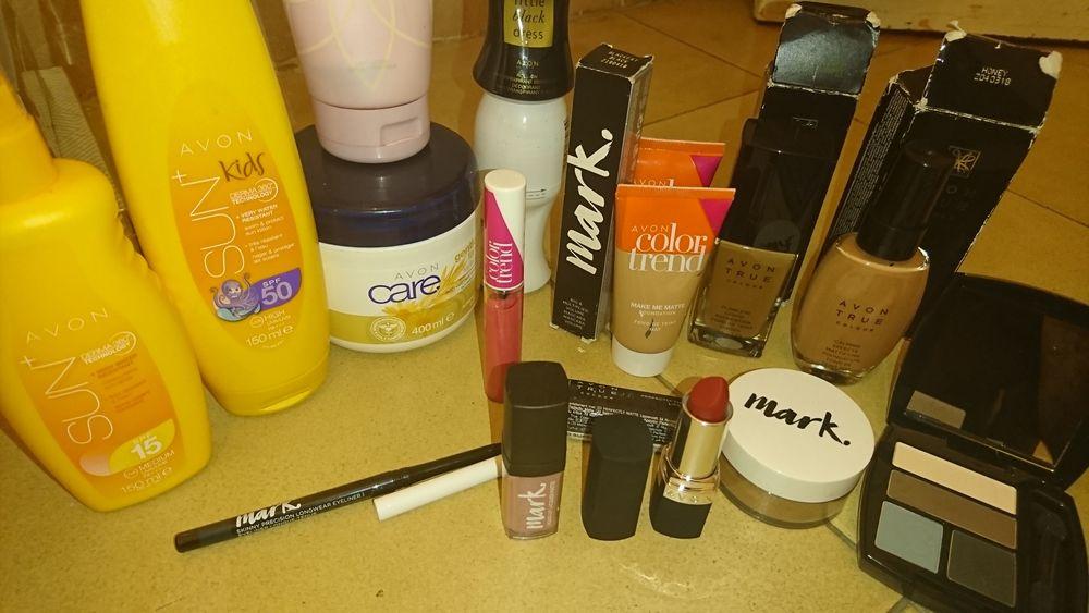 Produtos de maquilhagem para meninas interressadas em negocio