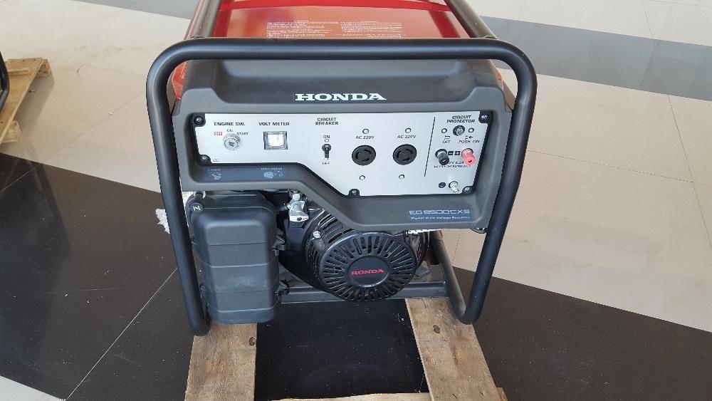 Gerador de marca Honda 6.5 kva a gasolina original do Japão alta quali