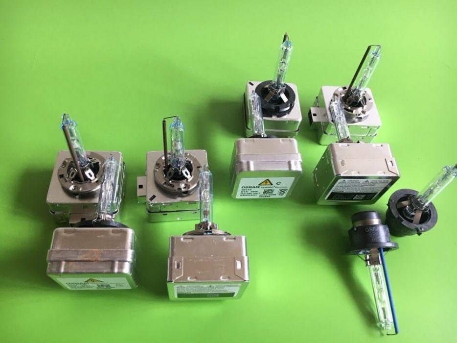 Becuri Xenon D1s, D2s, D2r, D3s, D5s Philips / Osram Germany