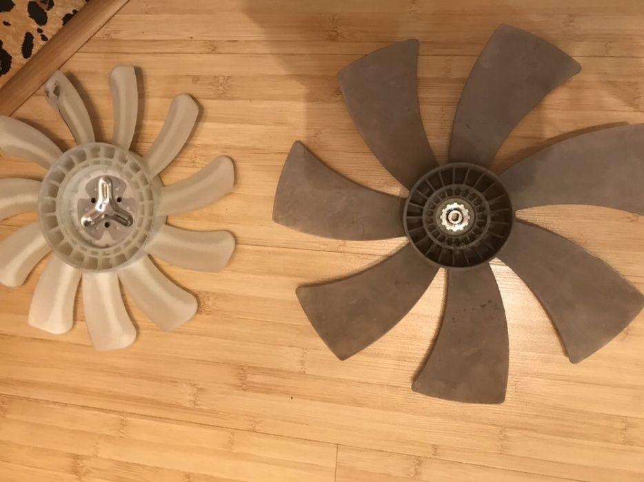 Продам вентилятор для Suzuki SX4