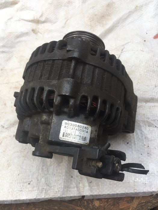 Alternator Peugeot citroen 1.9D 2.1TD Buzau - imagine 1