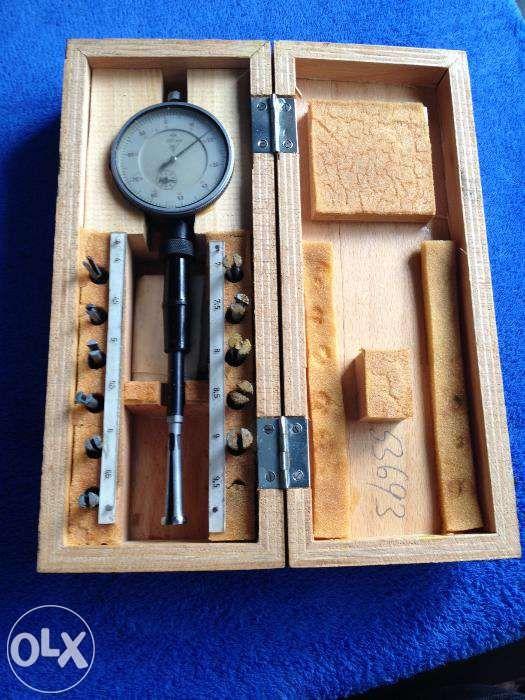 Trusa alezaj cu ceas comparator 4-9,5 mm