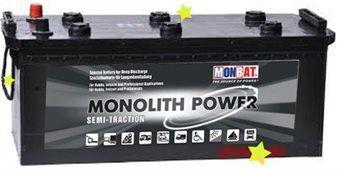 OFERTA Acumulator SOLAR FOTOVOLTAIC Monolith Power 180Ah