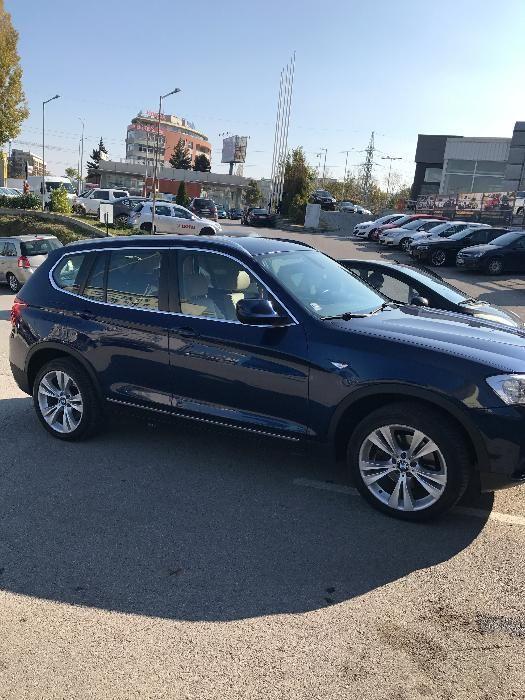 Продавам BMW X3 3.0XD