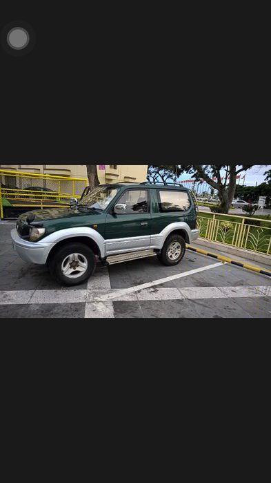 Toyota Prado 4x4 Lindo