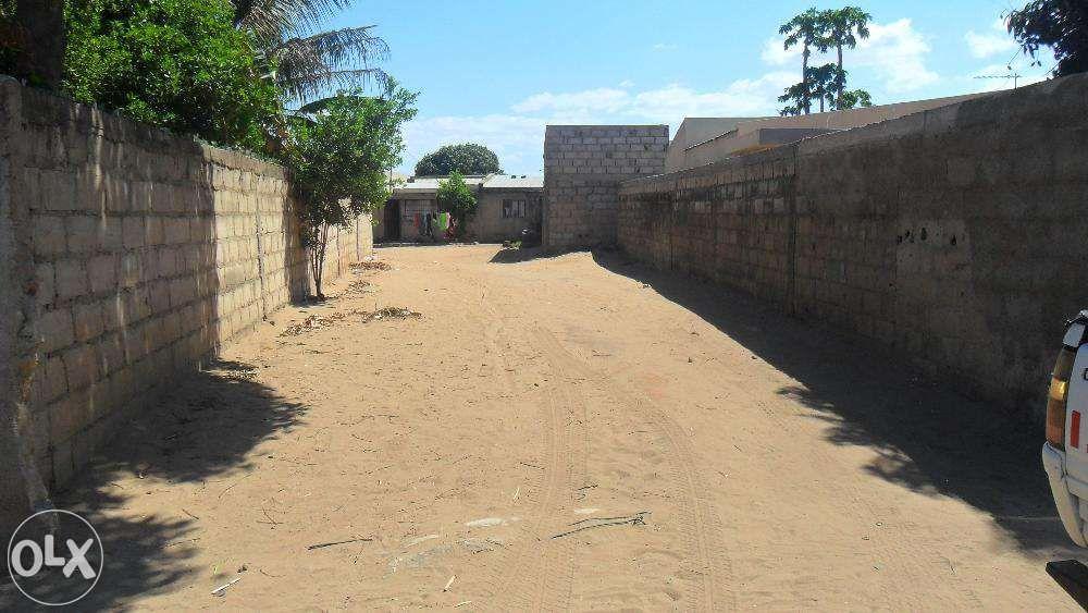 vende-se propriedade no kongolote perto da ustm agricultura/n1- molumb Maputo - imagem 1