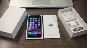 Promoc - Apple iPhone 6 Plus 16Gb na caixa selado.
