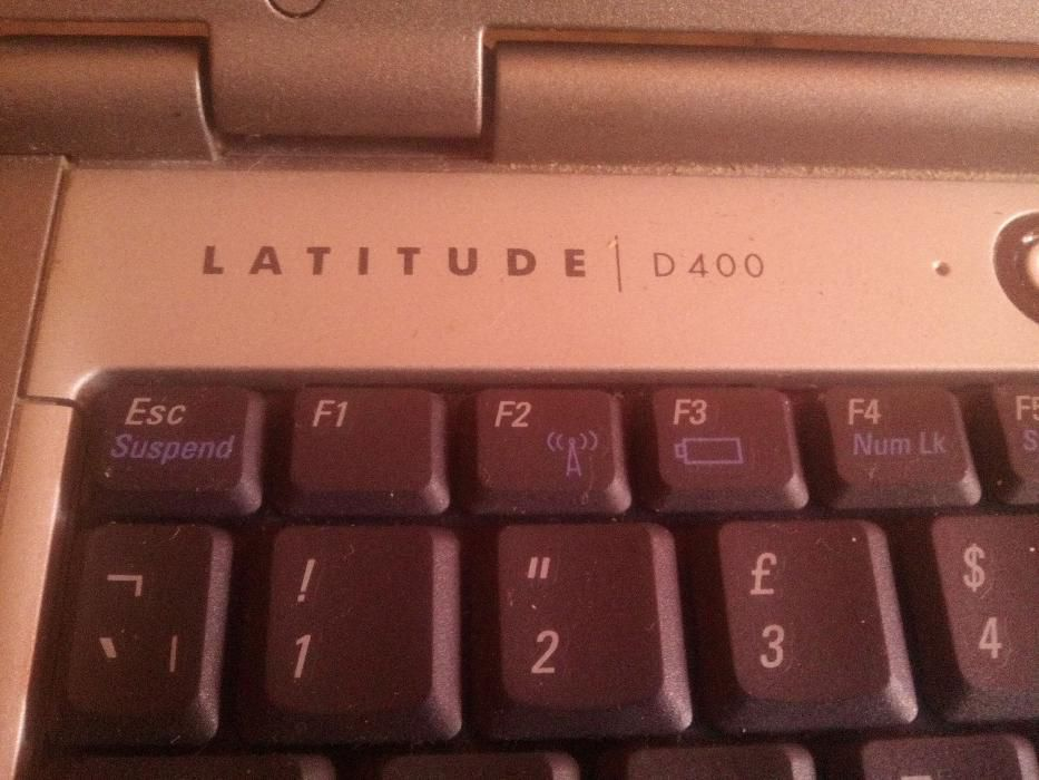 Componente laptop Dell Latitude D400