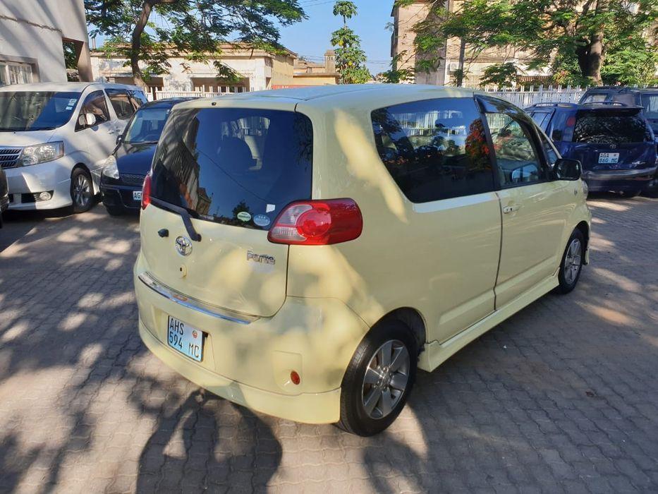 Toyota Port novo a venda uma semana em Moz