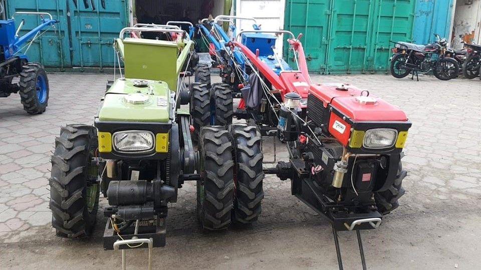 Motocultor Zubr si Kentavr de 12 CP cu freza si plug este NOU Suceava - imagine 5