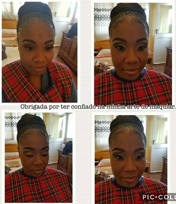 Maquiagem make up