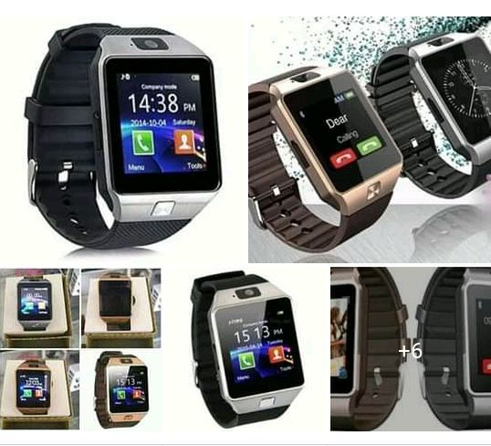 Dz09 smartwatch ( SIM card )