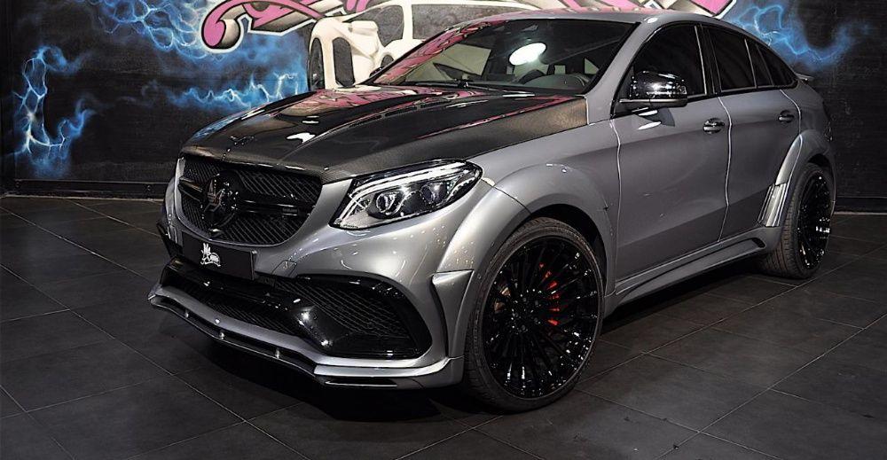 Mercedes-Benz GLE 63 AMG GLE 63 S