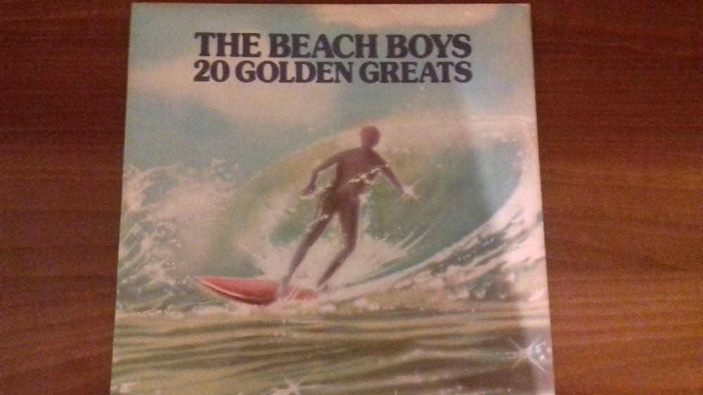 Beach Boys - 20 Golden Greats - vinil, vinyl, viniluri