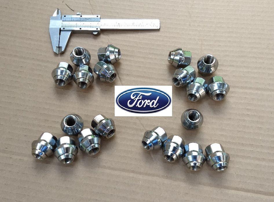 NOU Piulite M12 x1.5 Ford Focus, Fiesta , Mondeo, Kuga saiba rotativa