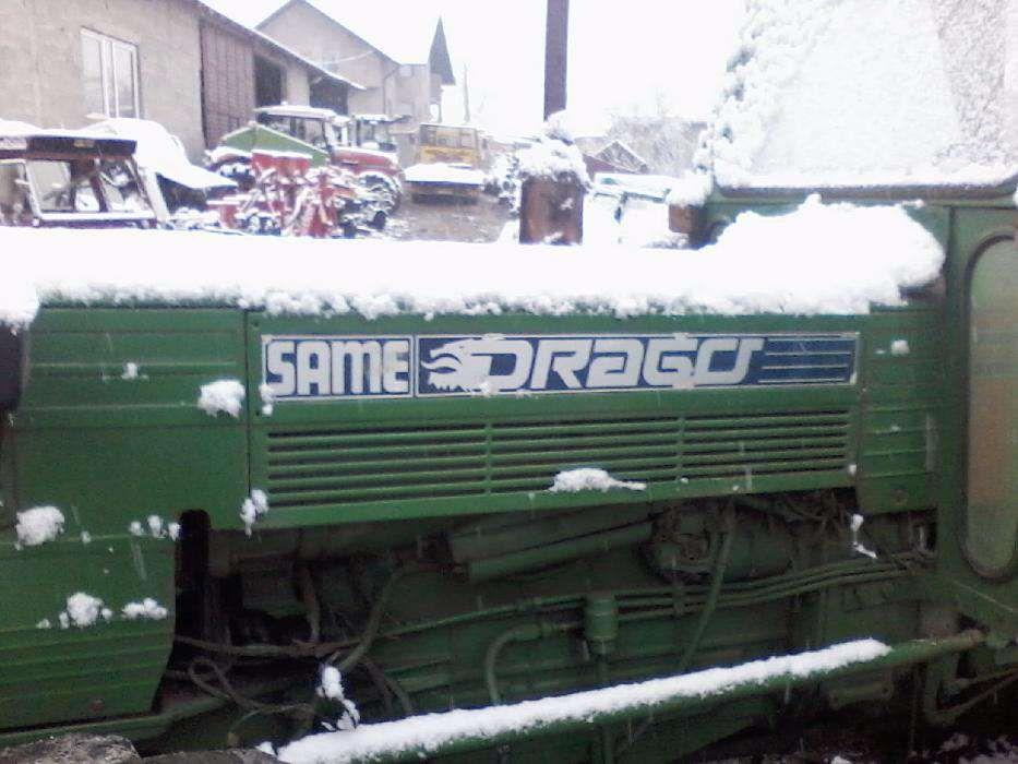 Dezmembrez tractor SAME