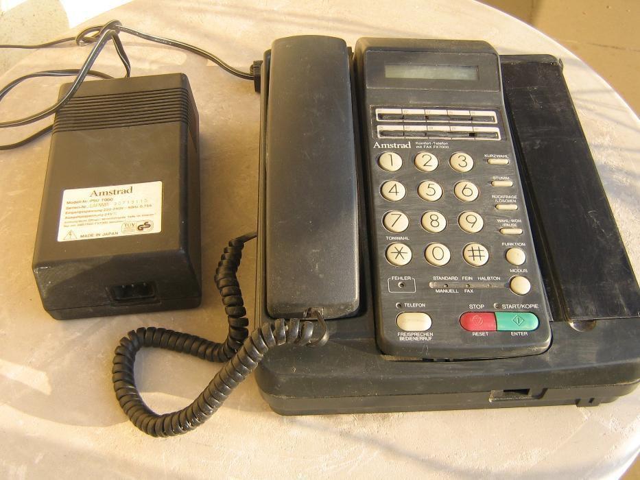 Telefon-Fax-Copiator Amstrad