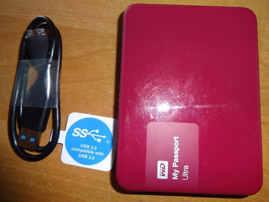 Hard disc DW USB 3.0 ULTRA SLIM DE 3 TBt