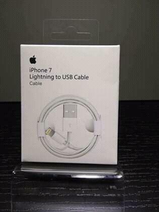 Cabo de Iphone USB