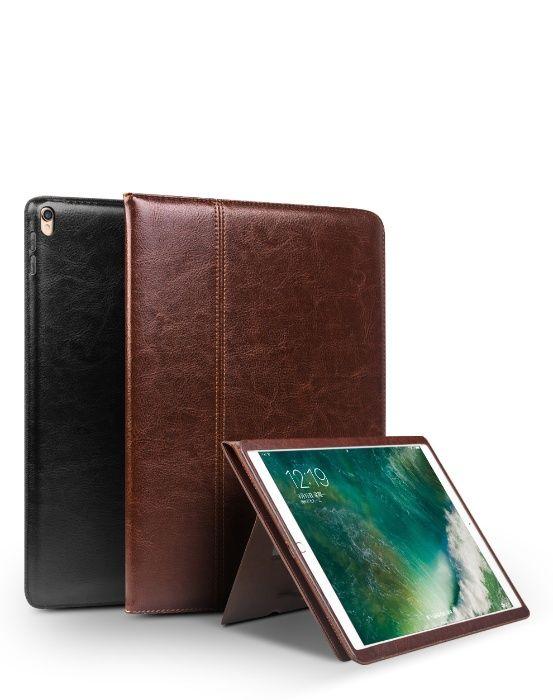 Husa piele moale Qialino, iPad PRO 10.5'', rama completa, magnetica