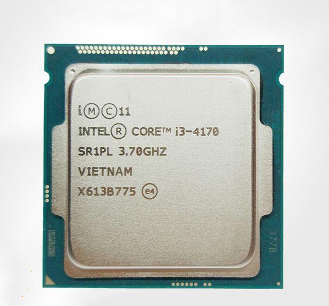 CPU Core i3-4170 Processor (3M Cache, 3.70 GHz) 4th geração