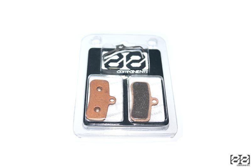 Синтеровани (метални) накладки за дискови спирачки