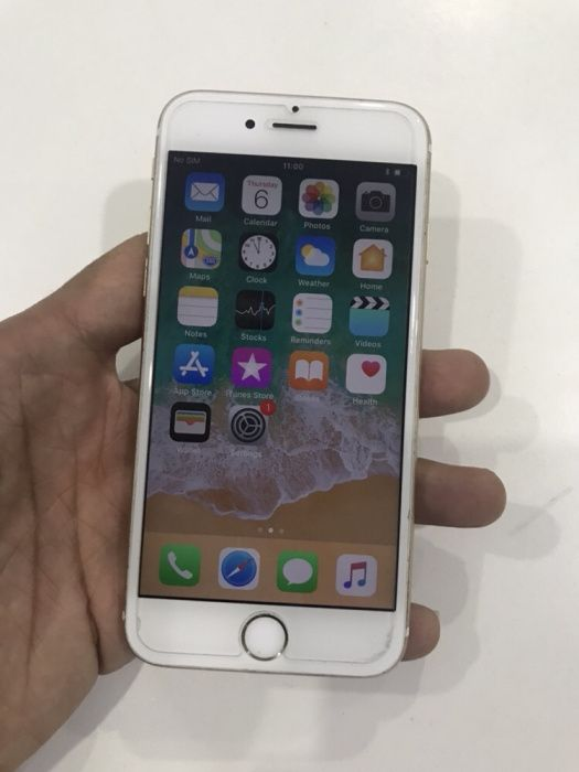 iPhone 6S finger off 14.000