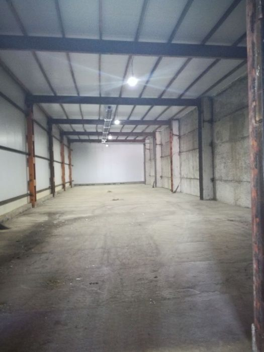 Организация сдает в аренду теплый склад 350 кв.м