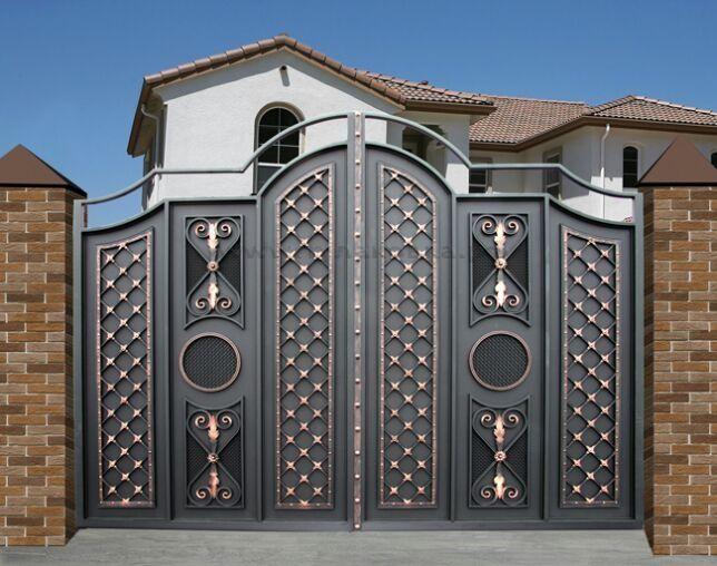 Ворота,двери,решетки,перила,качели,беседки,перила,оградки,козырьки.