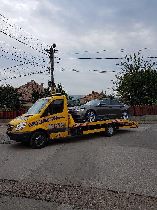 Tractari Mediaș non stop. Euro Cargo Trans Medias - imagine 3