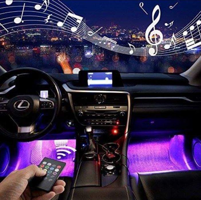 Цветомузика LED Интериорно Осветление Диодни ленти RGB кола осветление гр. София - image 2