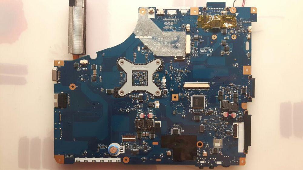 Placa de baza Toshiba L450