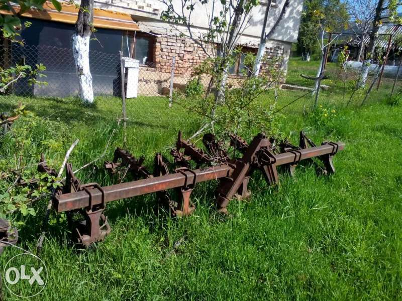 Селскостопански инвентари.