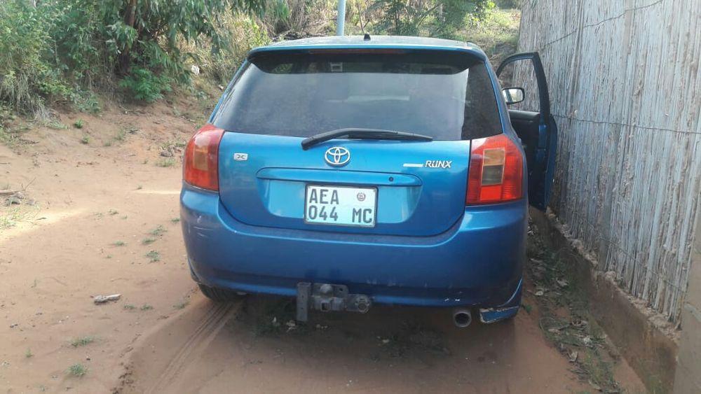 Vendo Toyota Ranex