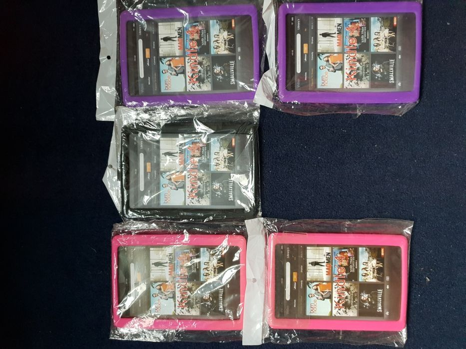 Kindle 4 huse silicon
