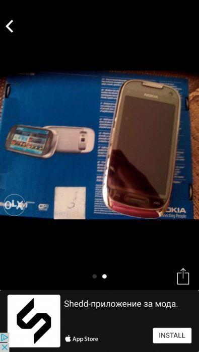 Телефон Nokia C7 00