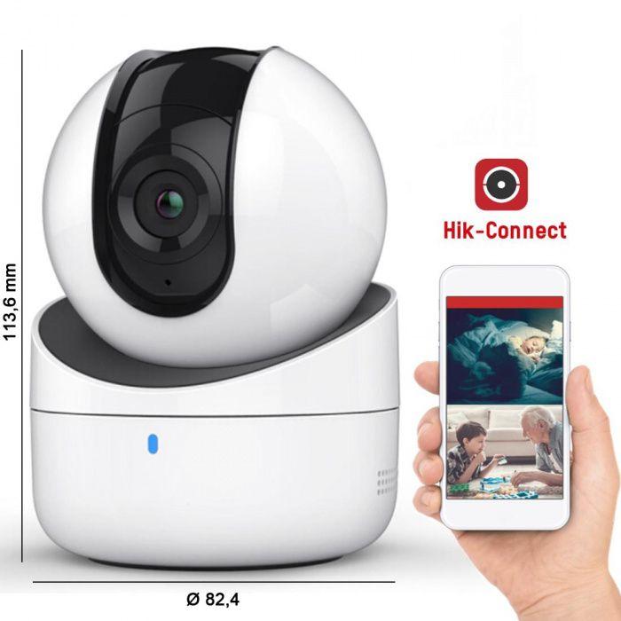 Vendemos câmeras IP hikvision controle online