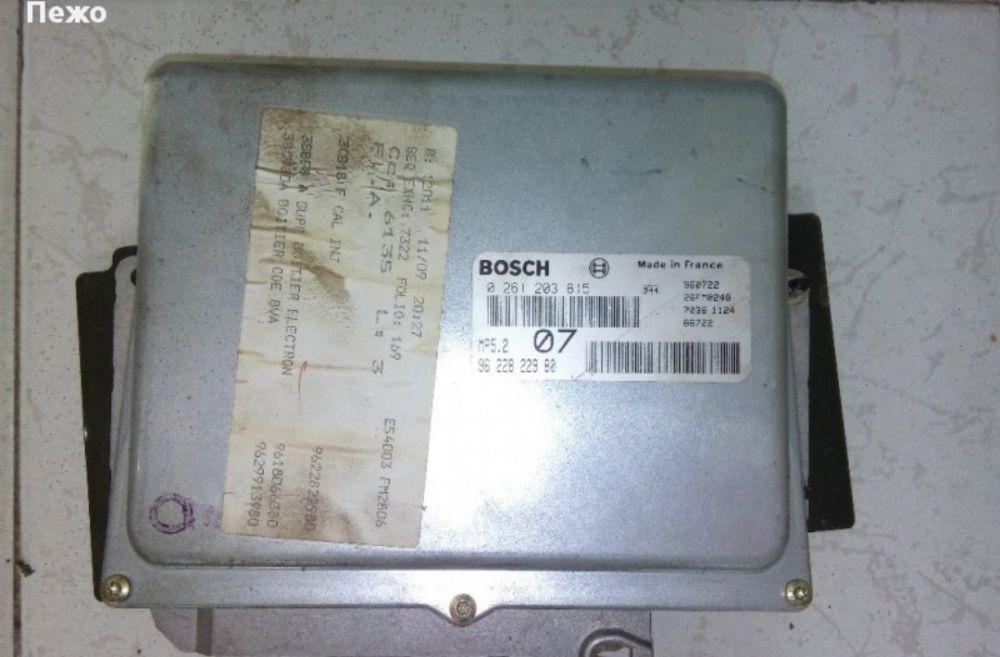 Компютър за Pegueot 406 2.0i, 132к.с.