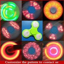 Spiner LED personalizado