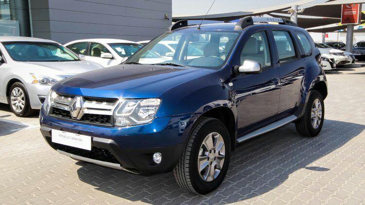 Renault Duster a venda