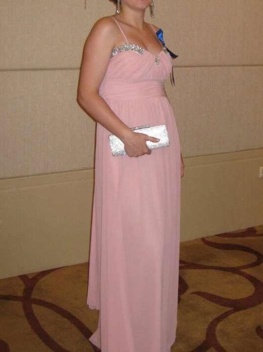 Шифоновое платье Demirel azor в отличном состоянии!