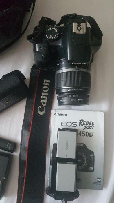 Canon EOS 450D+ accesorii